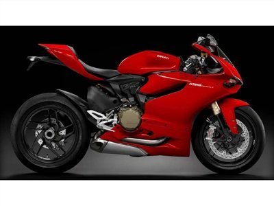 2014 Ducati 1199 Panigale, motorcycle listing