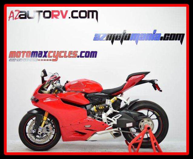 2014 Ducati 1199 Panigale S (ABS), motorcycle listing