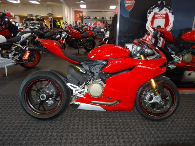 2014 Ducati 1199 Panigale S ABS, motorcycle listing
