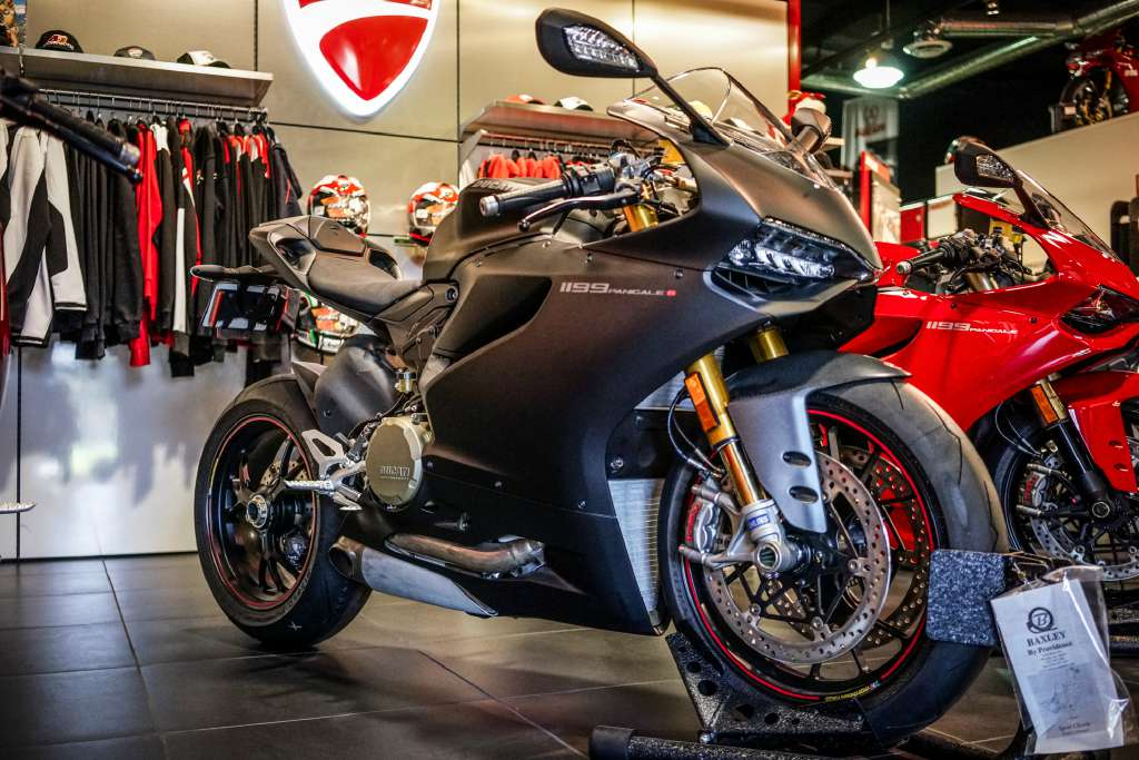 2014 Ducati 1199 Panigale S, motorcycle listing
