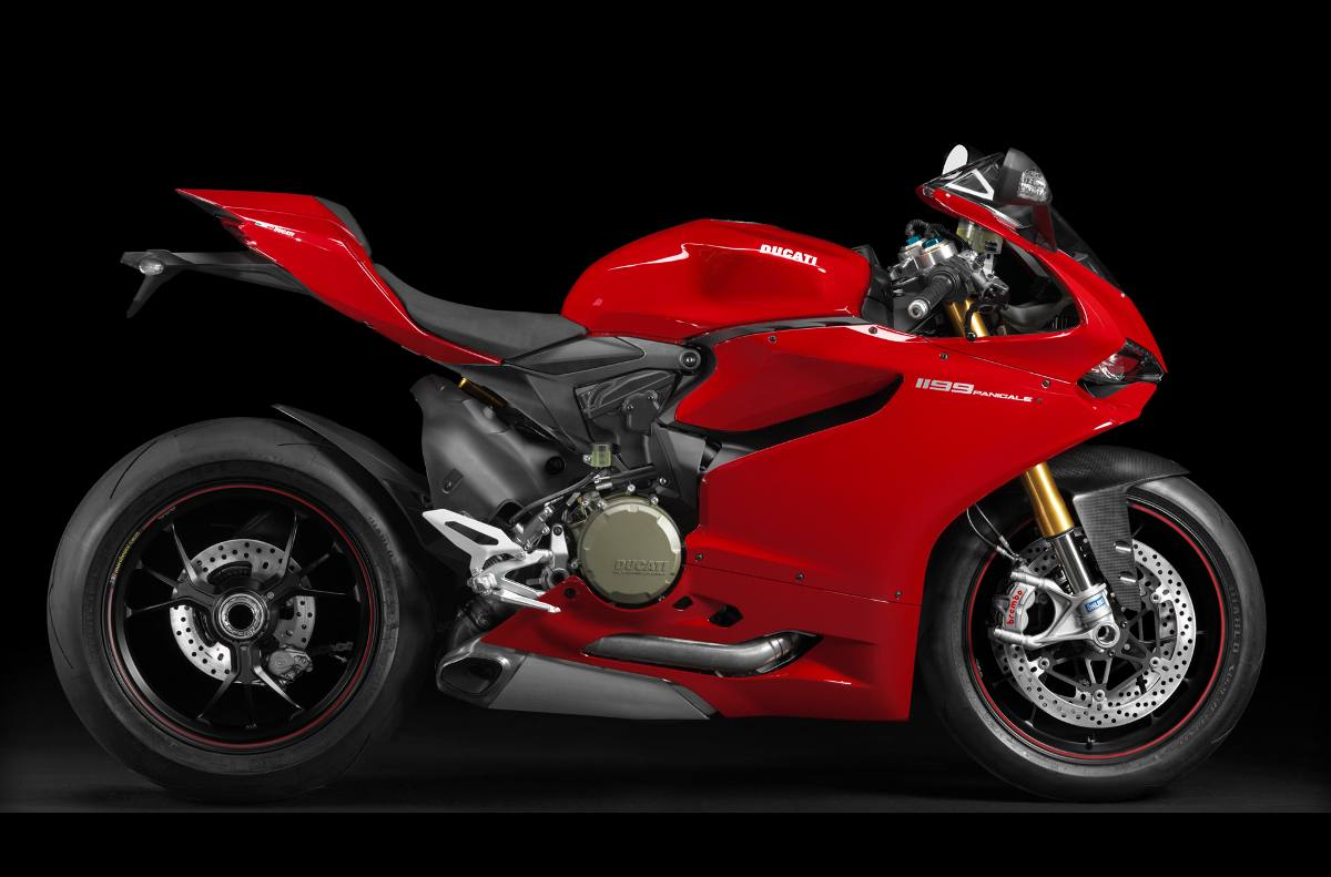 2014 Ducati 1199 S, motorcycle listing