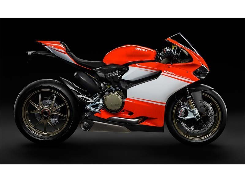 2014 Ducati 1199 Superleggera, motorcycle listing
