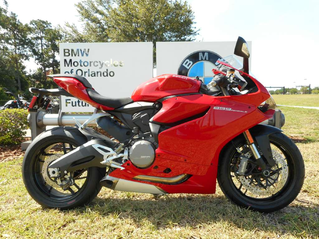 2014 ducati 899 panigale motorcycle from orlando fl today sale 12 995. Black Bedroom Furniture Sets. Home Design Ideas