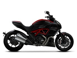 2014 Ducati Diavel Carbon, motorcycle listing
