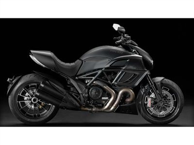 2014 Ducati Diavel Dark, motorcycle listing