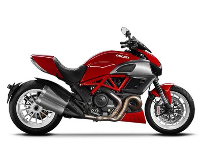 2014 Ducati Diavel, motorcycle listing