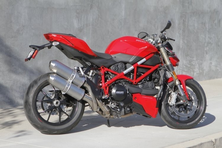 2014 Ducati F848 STREETFIGHTER with rebate, motorcycle listing