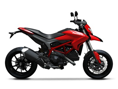 2014 Ducati HyperMotard, motorcycle listing