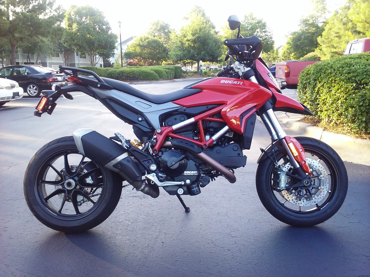 2014 Ducati Hypermotard , motorcycle listing