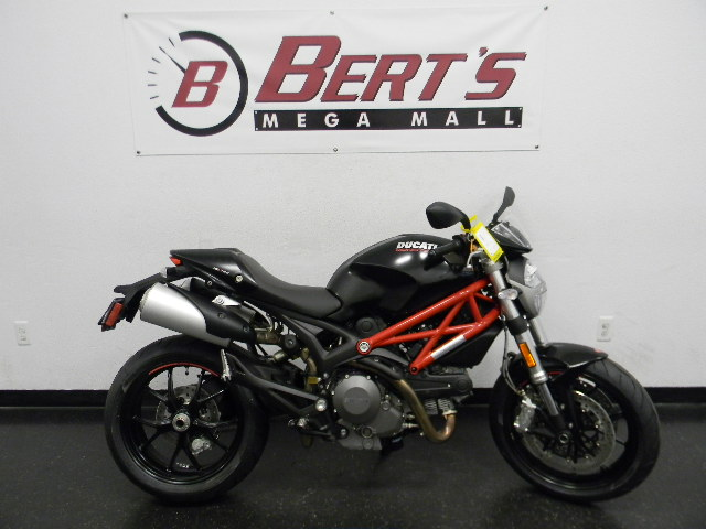 2014 Ducati M796 ABS, motorcycle listing