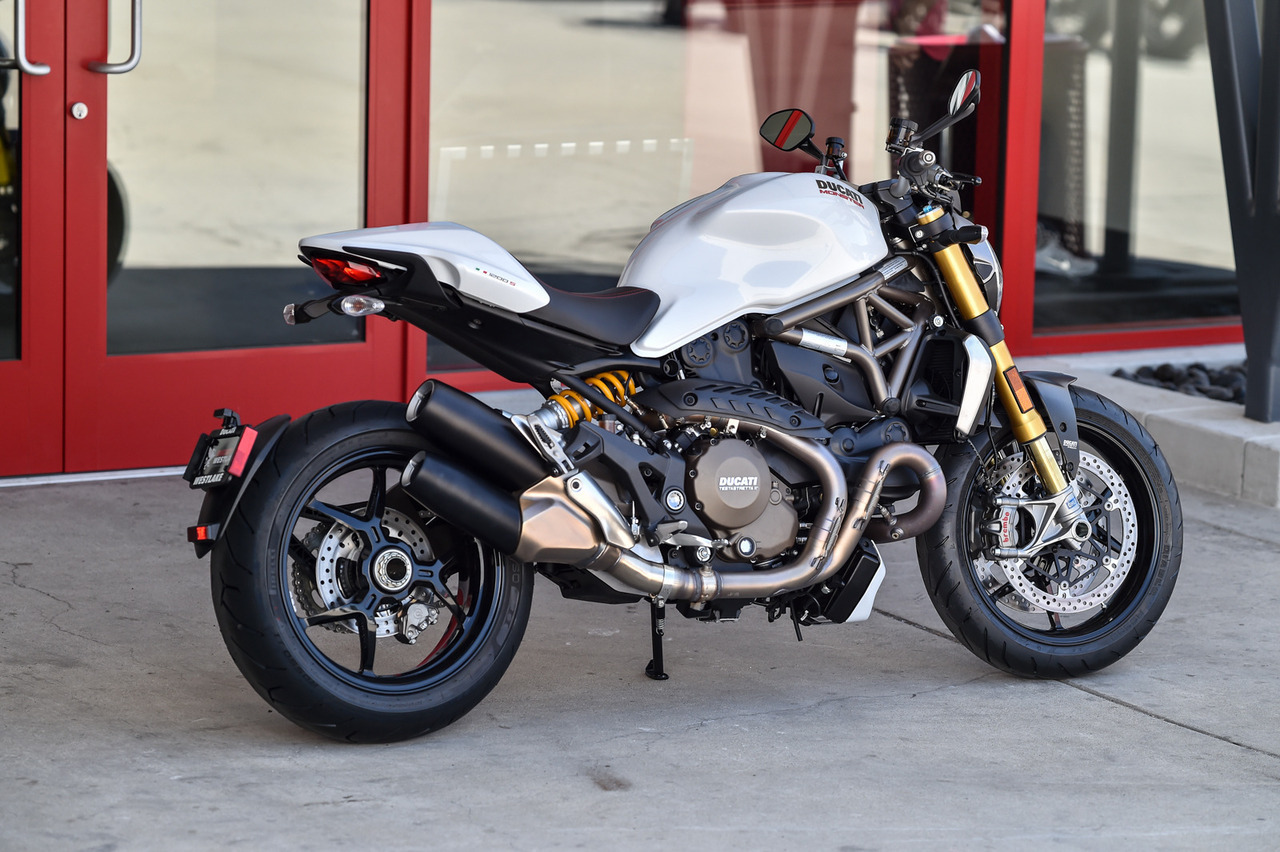 2014 Ducati MONSTER 1200S, motorcycle listing