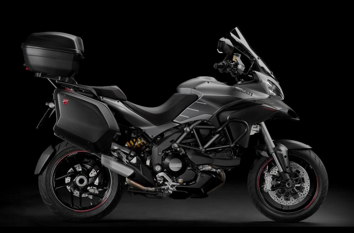 2014 Ducati MTS1200S GRANTURISMO, motorcycle listing