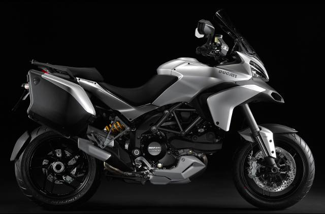 2014 Ducati MULTISTRADA 1200 S T, motorcycle listing