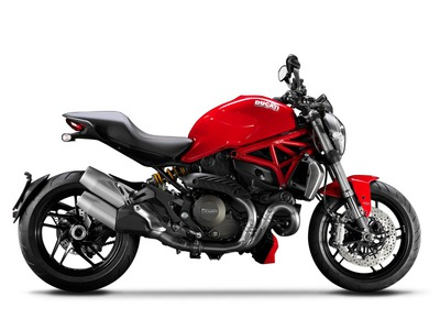 2014 Ducati Monster 1200, motorcycle listing