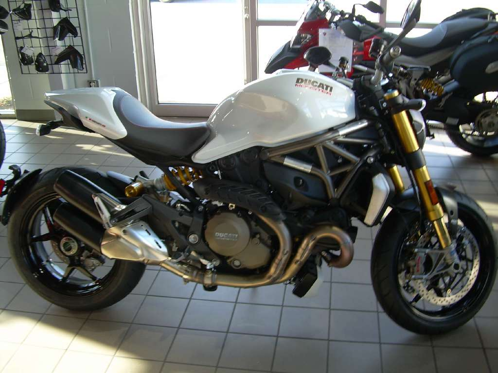 2014 Ducati Monster 1200 S, motorcycle listing