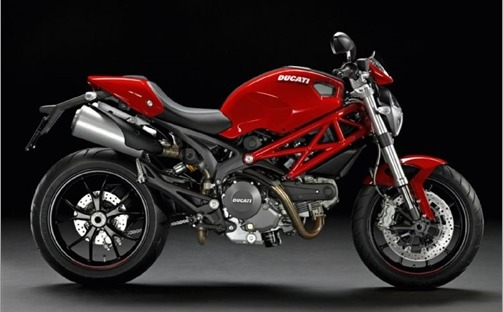 2014 Ducati Monster 696 ABS Red, motorcycle listing