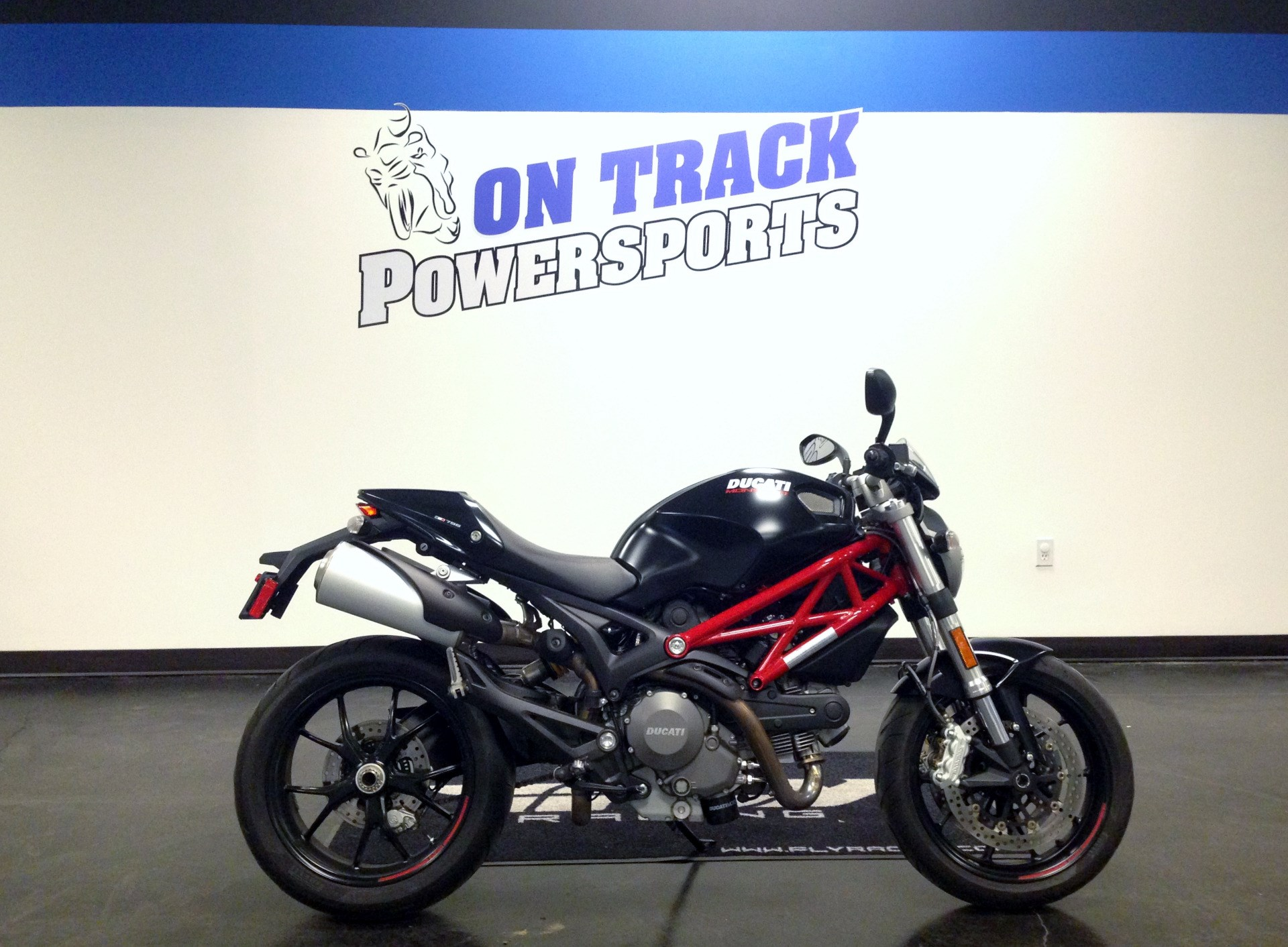 2014 Ducati Monster 796, motorcycle listing
