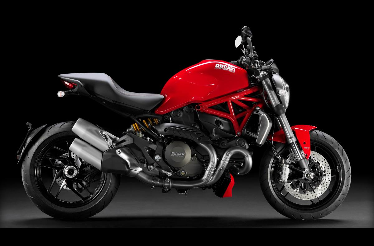2014 Ducati Mosnter 1200, motorcycle listing