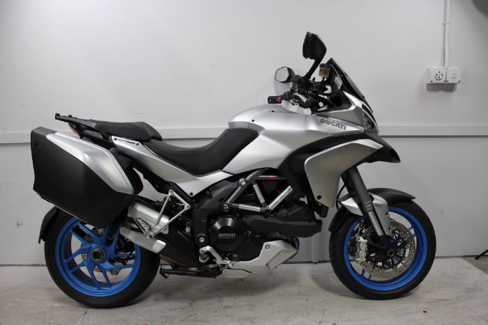 2014 Ducati MultiStrada 1200S Touring, motorcycle listing