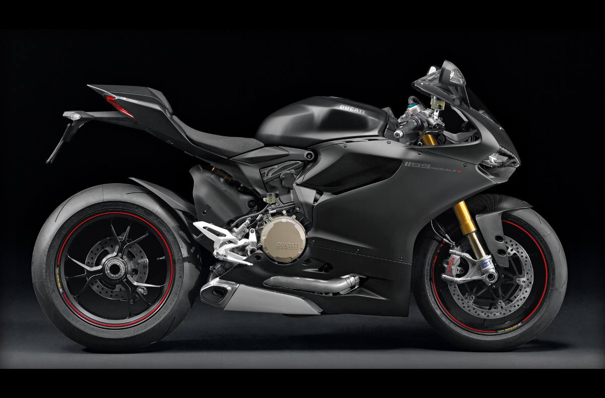 2014 Ducati PANIGALE 1199S, motorcycle listing