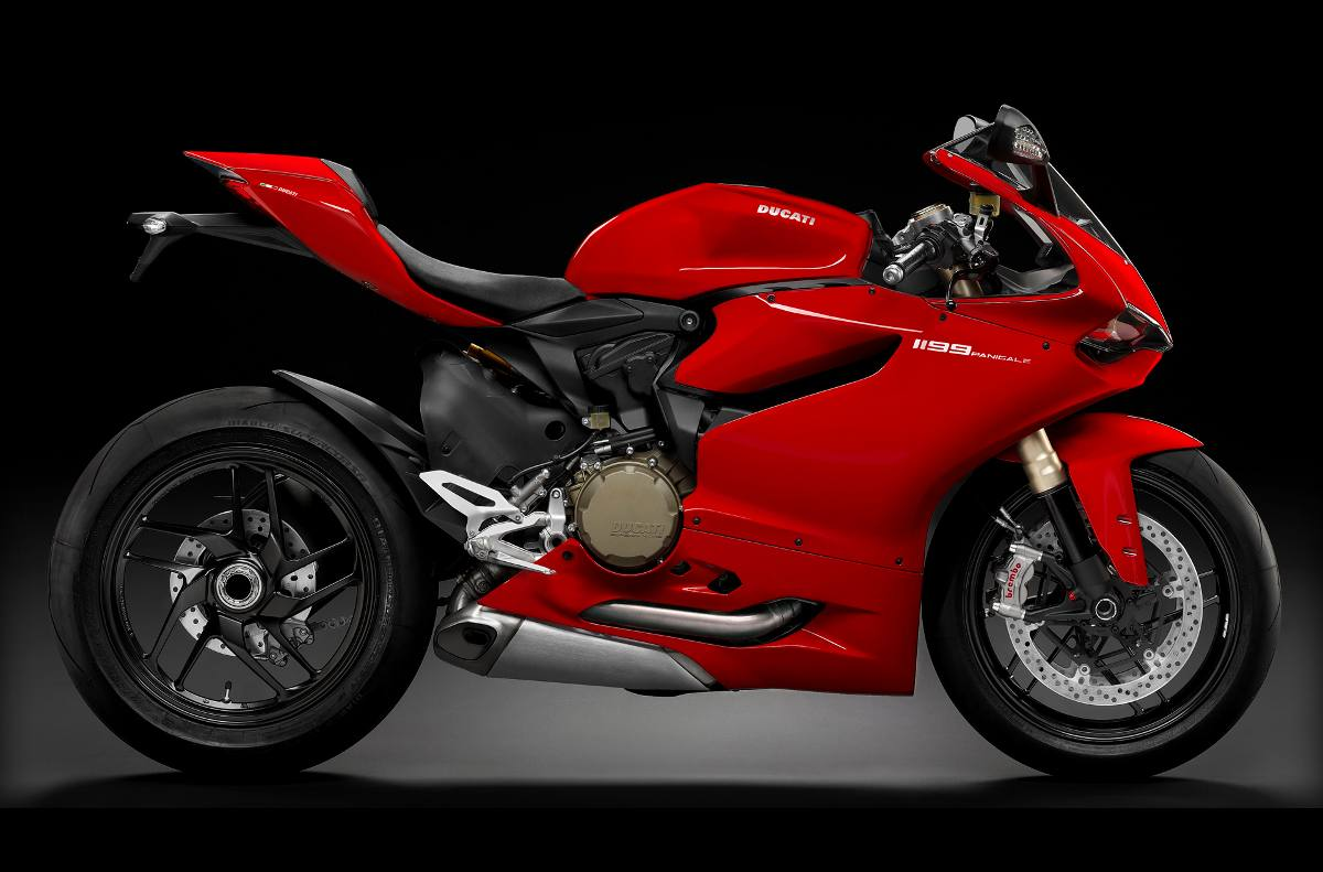 2014 Ducati Panigale 1199 ABS, motorcycle listing