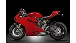 2014 Ducati Panigale 1199S ABS Red, motorcycle listing