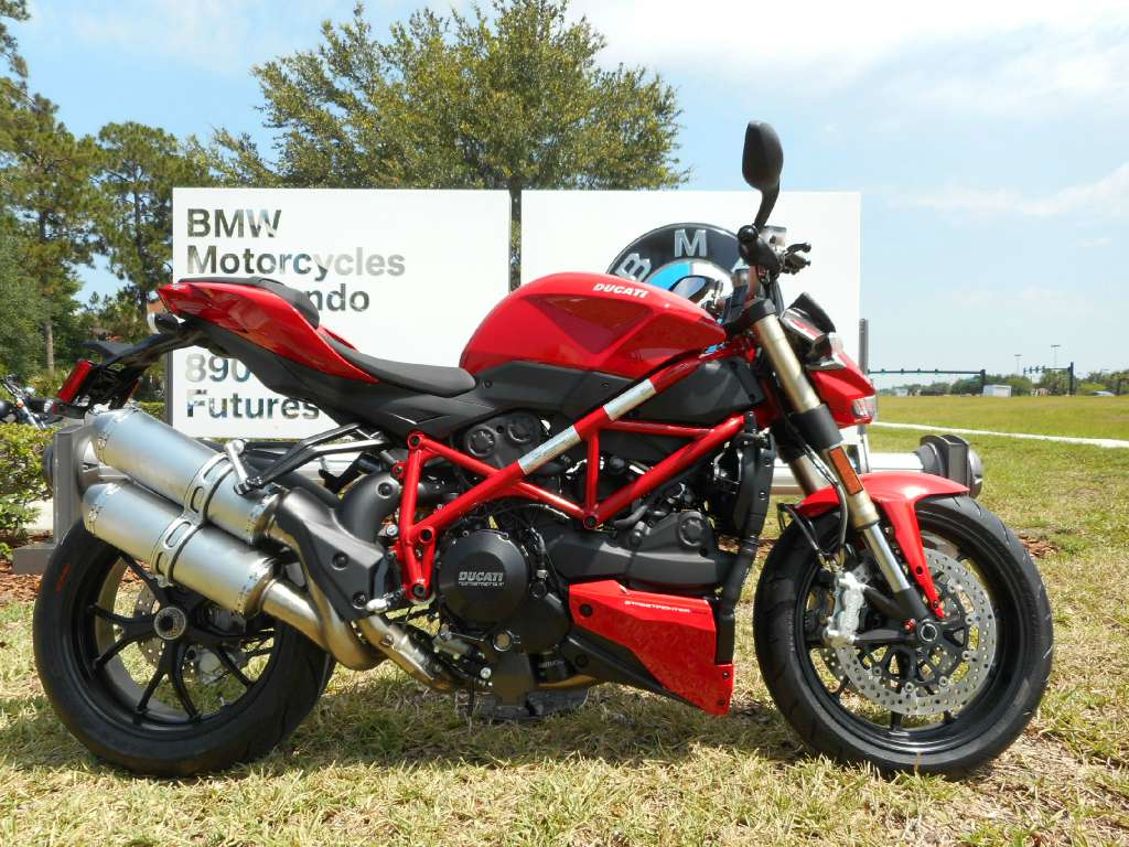 2014 Ducati Streetfighter 848, motorcycle listing