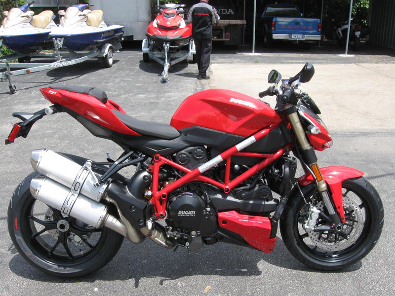 2014 Ducati Streetfighter, motorcycle listing