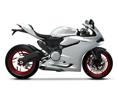 2014 Ducati Superbike 899 Panigale Arctic White Silk, motorcycle listing
