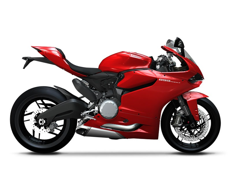 2014 Ducati Superbike 899 Panigale Red, motorcycle listing