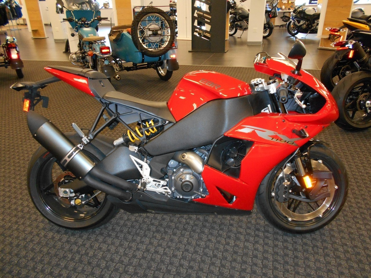 2014 EBR   ERIC BUELL RACING 1190 RX, motorcycle listing