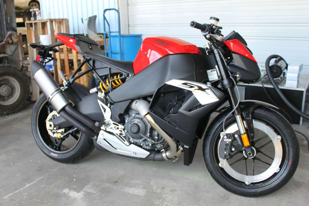 2014 EBR 1190SX, motorcycle listing