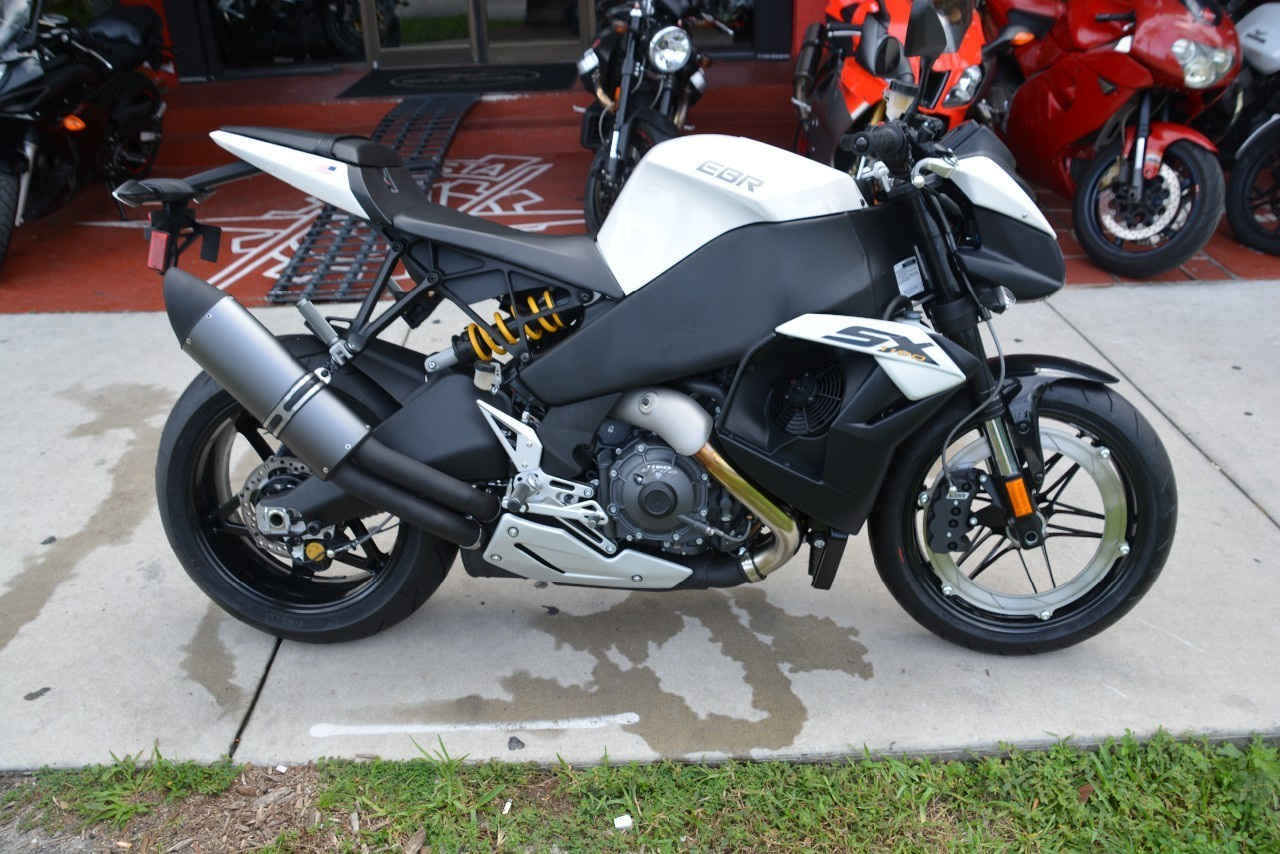 2014 ERIK BUELL RACING 1190 RX, motorcycle listing