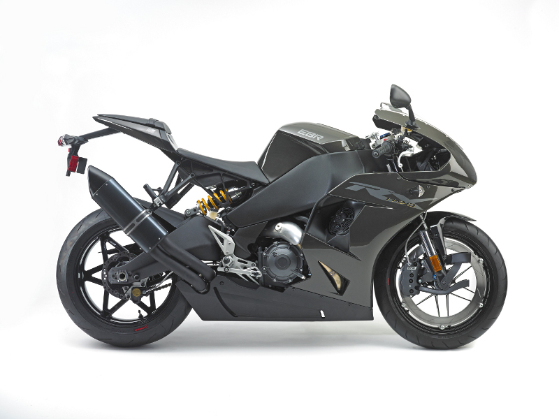2014 ERIK BUELL RACING 1190RX, motorcycle listing