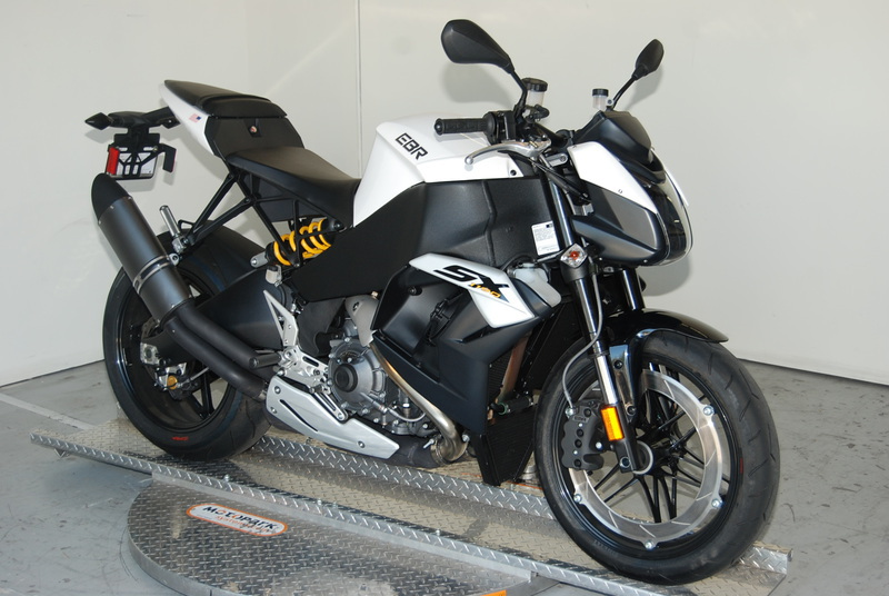 2014 ERIK BUELL RACING 1190SX, motorcycle listing