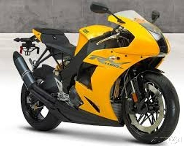 2014 ERIK BUELL RACING RX 1190, motorcycle listing