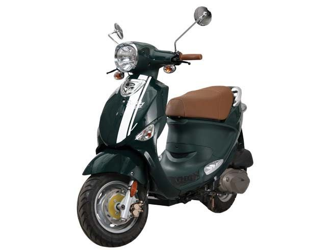 2014 Genuine Scooter Buddy 170i, motorcycle listing