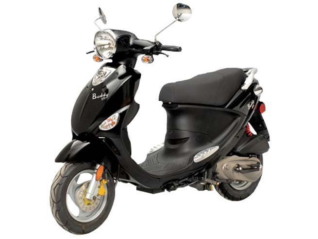 2014 Genuine Scooter Buddy 50, motorcycle listing
