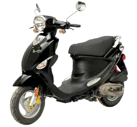 2014 Genuine Scooter Company Buddy (50 cc), motorcycle listing