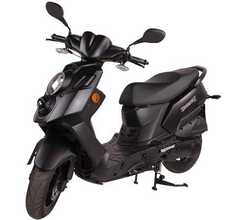 2014 Genuine Scooter HOOLIGAN 170CC, motorcycle listing