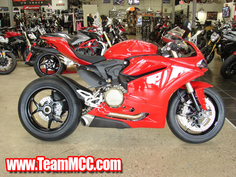 2015 Ducati 1299 Panigale, motorcycle listing