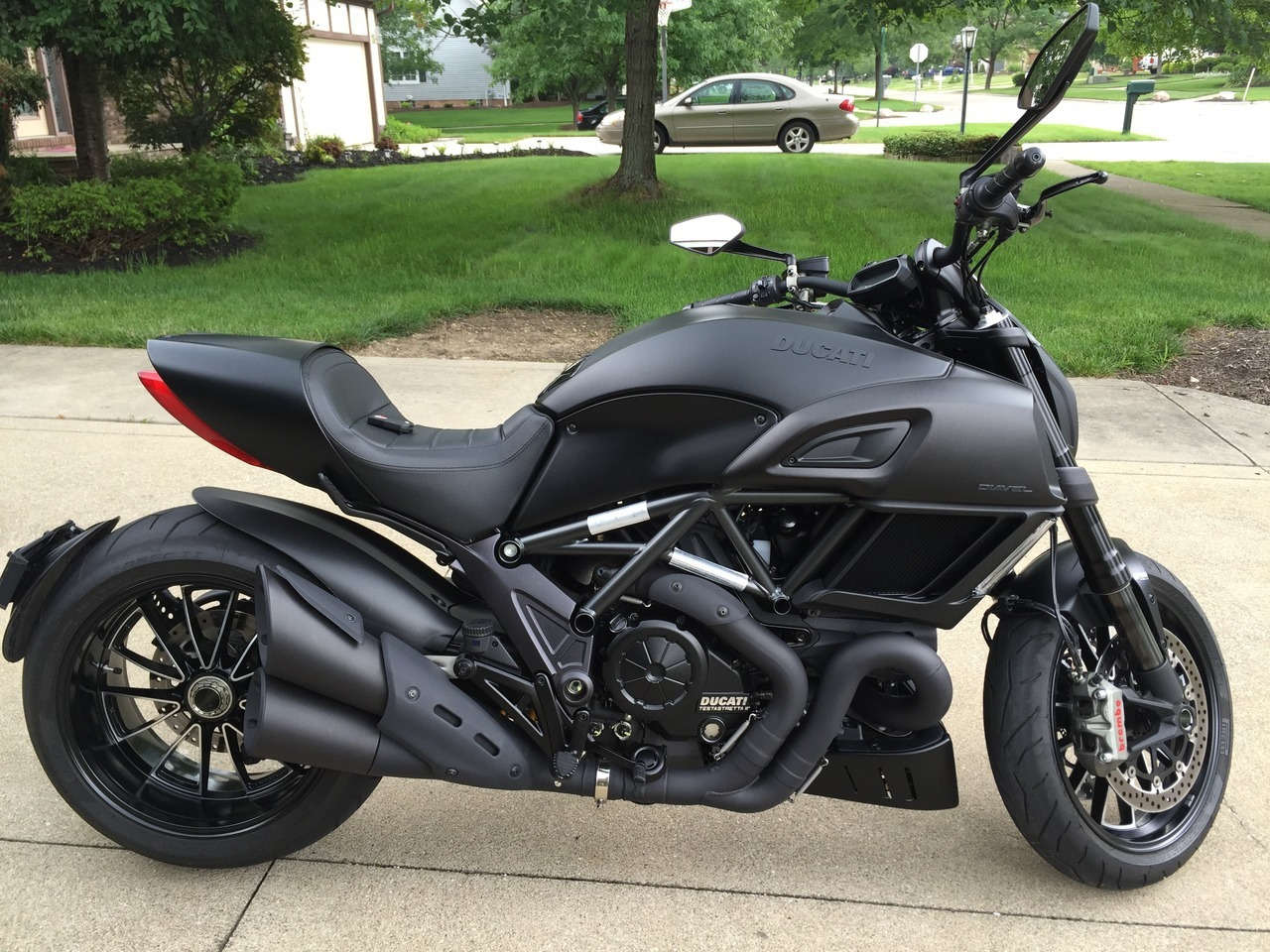 Ducati Diavel Motorcycles For Sale