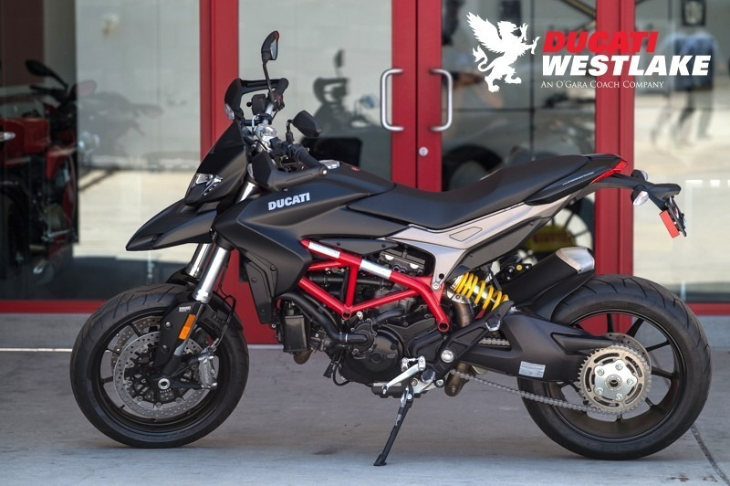 2015 Ducati HYPERMOTARD, motorcycle listing