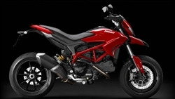 2015 Ducati Hypermotard Red, motorcycle listing