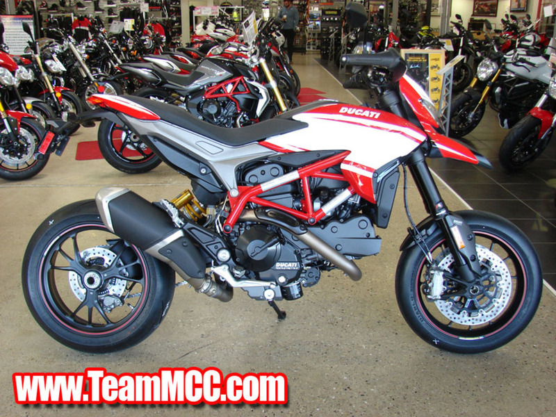 2015 Ducati Hypermotard SP, motorcycle listing