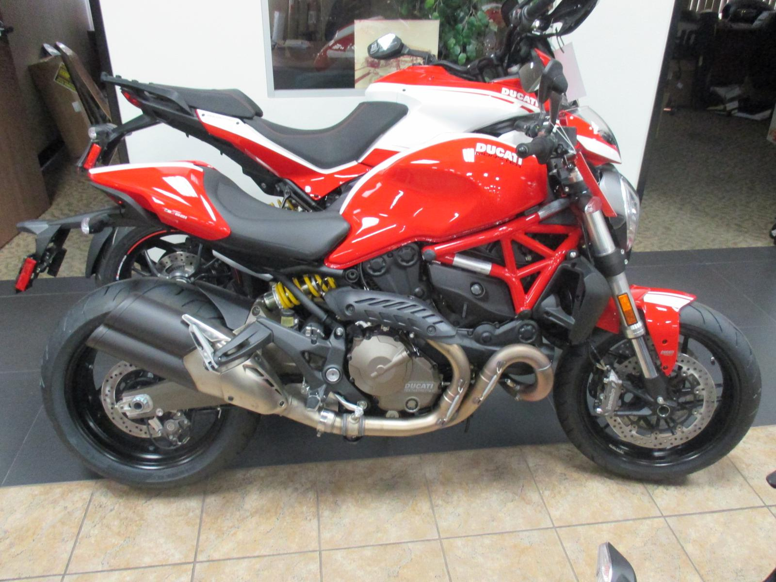 2015 Ducati MONSTER 821 STRIPE, motorcycle listing