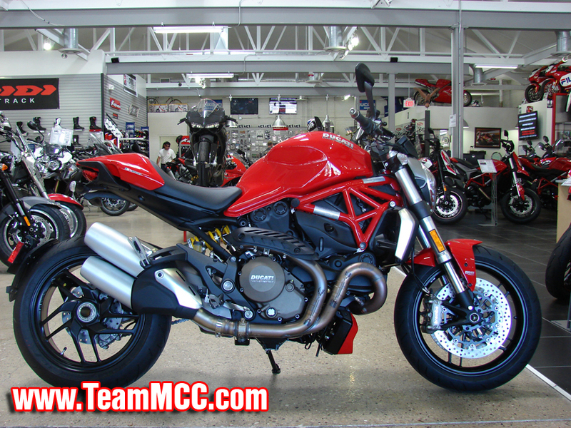 2015 Ducati Monster 1200, motorcycle listing