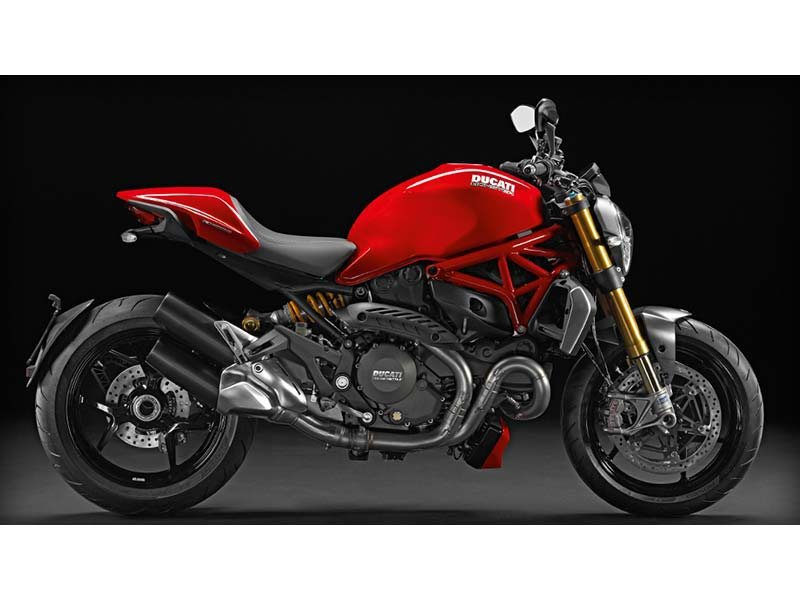 2015 Ducati Monster 1200 S, motorcycle listing