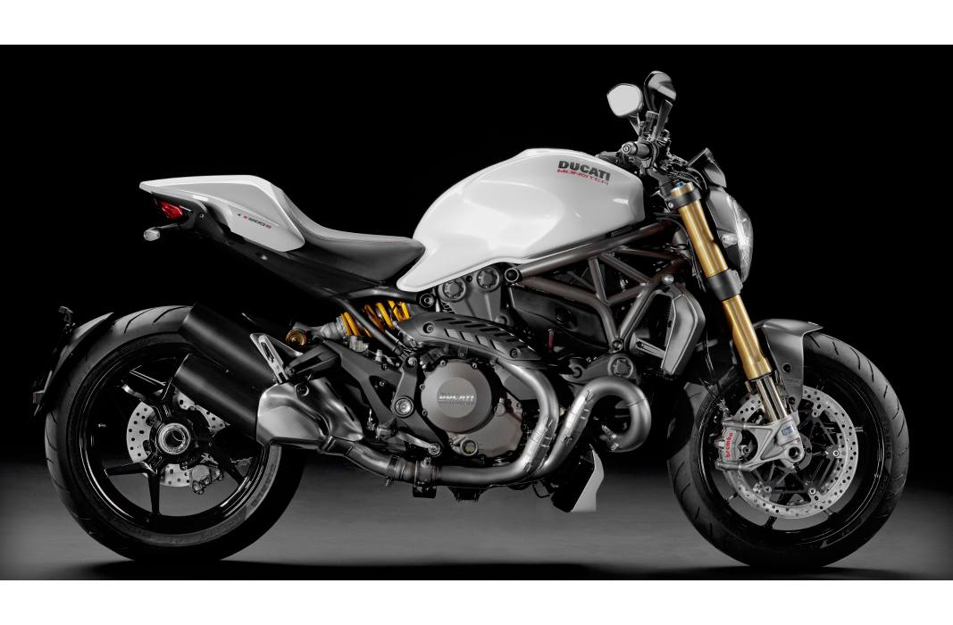 2015 Ducati Monster 1200S, motorcycle listing