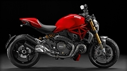 2015 Ducati Monster 1200S Red, motorcycle listing